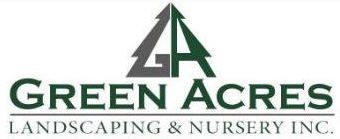 Green Acres Landscaping and Nursery Logo